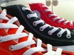 The evergoing classic Chuck Taylor