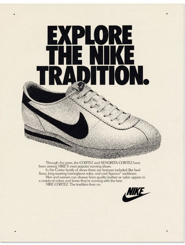 Nike Cortez celebrates 40 years | sneakererik